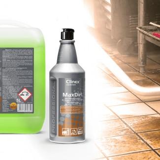 Clinex Max Dirt - Καθαριότητα στο μέγιστο!