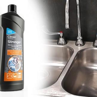 Clinex Stronger – Η νέα καθαριστική κρέμα που κάνει θαύματα!
