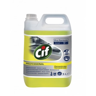Cif Professional Power Cleaner Degreaser , 5L
