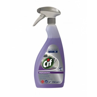 Cif Professional 2in1 Kitchen Cleaner Disinfectant ,  750ml