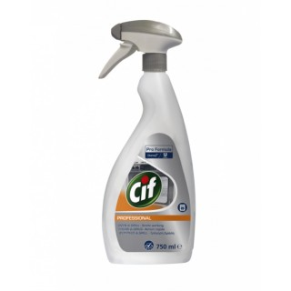 Cif Professional Oven & Grill Cleaner , 750ml