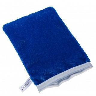 Vermop Glove mop White Magic / Blue, Πανί –γάντι δύο όψεων για δύσκολη βρωμιά