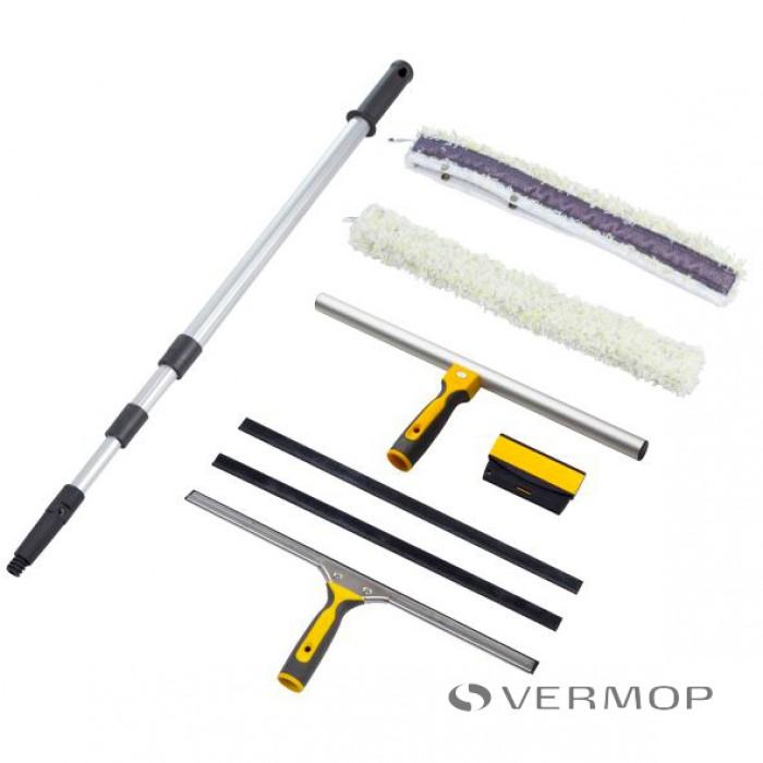 Vermop TopLock Window Cleaning Set,  45 cm 12940L