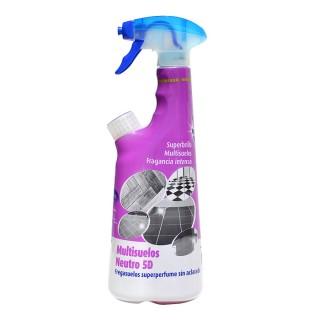 Concentralia Professional,Neutral 5D Υπερσυμπυκνωμένο καθαριστικό για όλα τα δάπεδα. Ισοδυναμεί με 20 μπουκάλια 750ml