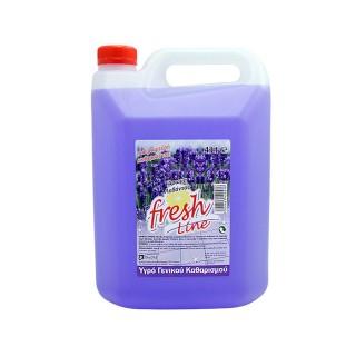 FRESH LINE ΛΕΒΑΝΤΑ υγρό καθαριστικό, οικονομικό, γενικής χρήσης