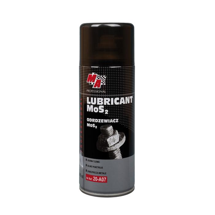 MoS2 - Lubricant Rust remover, Καθαριστικό σκουριάς και λιπαντικό για μεταλλικά αντικείμενα, 150ml