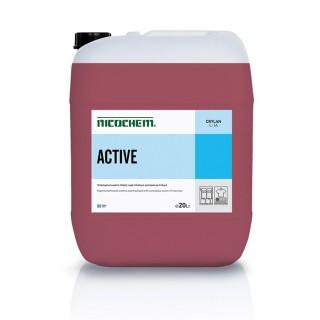 NICOCHEM ACTIVE Επαγγελματικό υπερσυμπυκνωμένο υγρό απορρυπαντικό ιματισμού