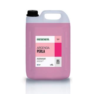 NICOCHEM ARGENDA PERLA ROSE Καθαριστικό χεριών με περιποιητικά συστατικά και γλυκερίνη, 4Lt
