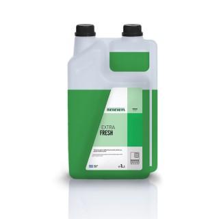 NICOCHEM EXTRA FRESH 1lt ΜΕ ΔΟΣΟΜΕΤΡΗΤΗ συμπυκνωμένο καθαριστικό γενικής χρήσης. Άρωμα πράσινο μήλο
