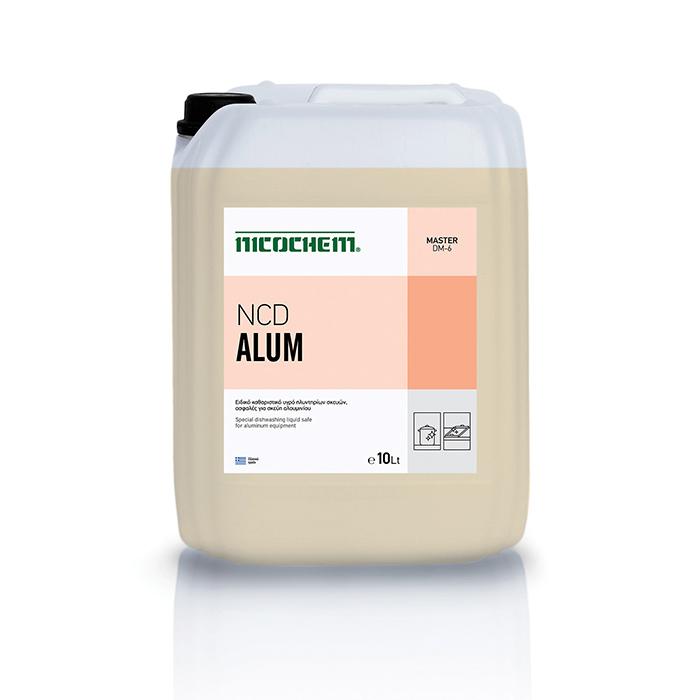 NICOCHEM NCD ALUM Επαγγελματικό απορρυπαντικό αλουμινένιων σκευών, 10Lt