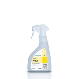 NICOCHEM INOX POLISH SPRAY, γυαλιστικό υγρό για ανοξείδωτες επιφάνειες 500mL