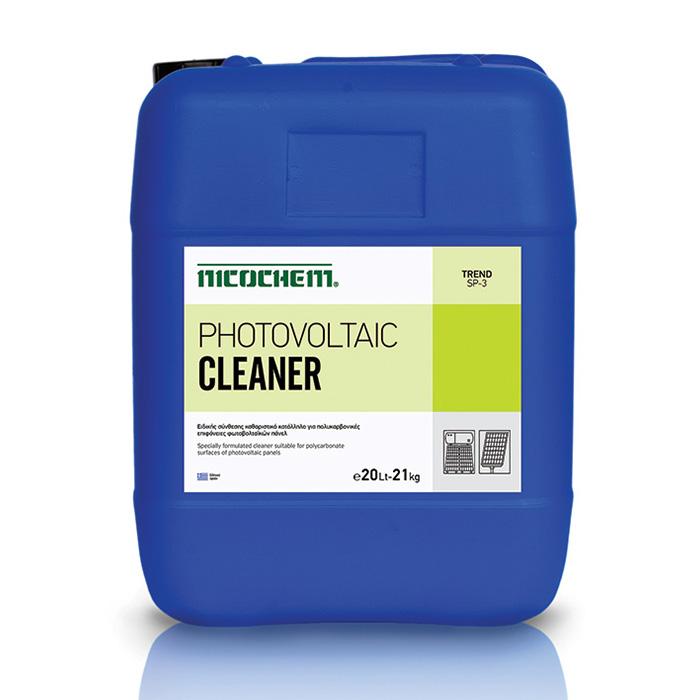 NICOCHEM PHOTOVOLTAIC CLEANER Καθαριστικό χαμηλού αφρισμού για πολυκαρβονικές επιφάνειες φωτοβολταϊκών πάνελ