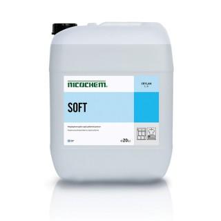 NICOCHEM SOFT επαγγελματικό μαλακτικό για όλα τα υφάσματα, 20Lt