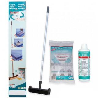 BRUSH & CLEAN KIT,  Σετ Στεγνού Καθαρισμού χαλιών & μοκετών