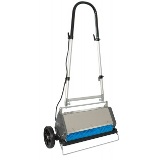 CRB TM 5 Carpet-Dry Cleaning Machine for business premises, boats, ships etc.