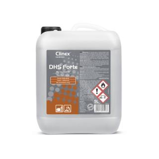 Clinex DHS Forte, καθαρίζει σημάδια ελαστικών, παπουτσιών & επίμονης βρωμιάς, 5L