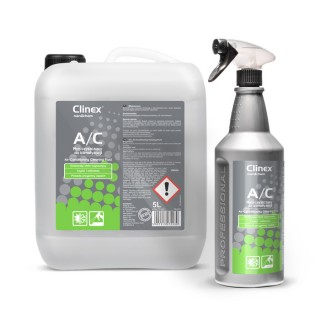 Clinex A/C, καθαριστικό κλιματισμού, 1L, 5L