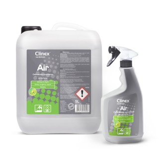 Clinex Air Lemon Soda, αποσμητικό χώρου, 650ml, 5L