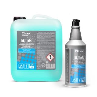 Clinex Nanochem Blink, καθαριστικό γενικής χρήσης, μαρμάρων, πλακιδίων και άλλων αδιάβροχων επιφανειών 1L, 5L