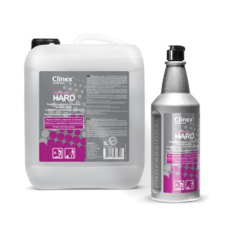 Clinex Dispersion HARD , Ισχυρό προστατευτικό προϊόν δαπέδων, 5L