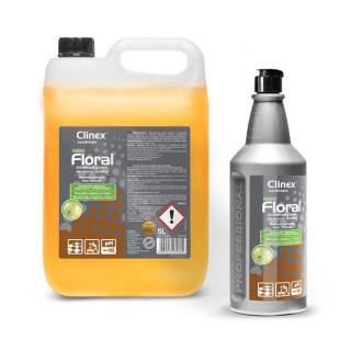 Clinex Floral Breeze, καθαριστικό δαπέδων γενικής χρήσης, 1L