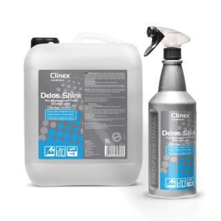 Clinex Delos Shine, καθαριστικό και γυαλιστικό επίπλων, 1L