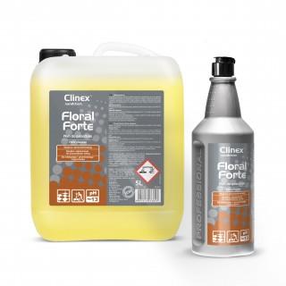 Clinex Floral Forte, καθαριστικό δαπέδων, 1L
