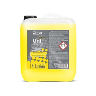 Clinex PROFIT Uni Υπερσυμπυκνωμένο καθαριστικό γενικής χρήσης, για όλες τις πλενόμενες επιφάνειες 5L