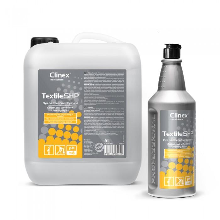 Clinex Textile SHP, σαμπουάν για χαλιά και ταπετσαρίες, 1L