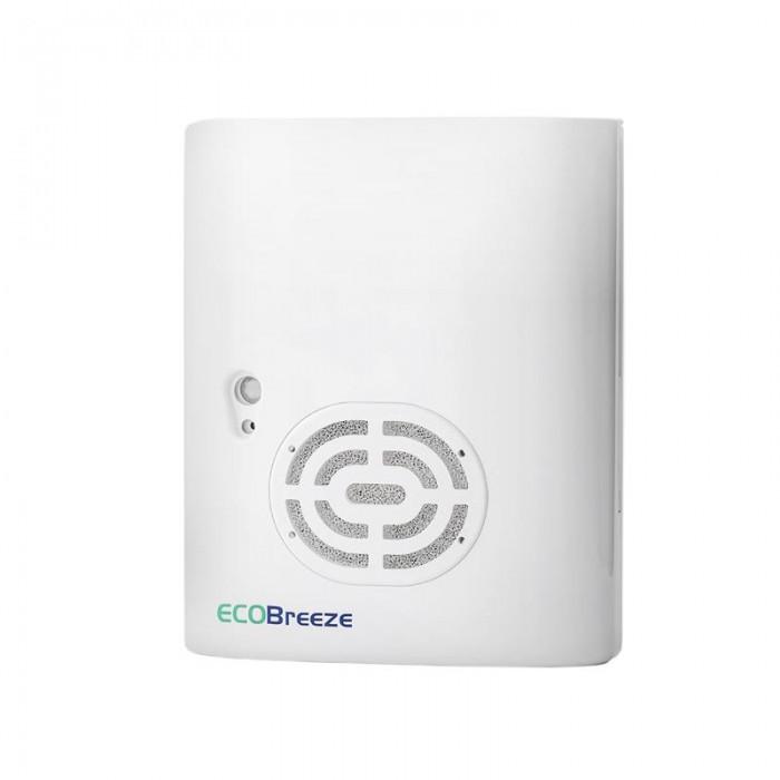 ECOBreeze, Σύστημα διπλής φίλτρανσης του αέρα & αρωματισμού εσωτερικών χώρων